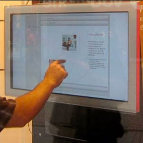 The Neublick Touchscreen